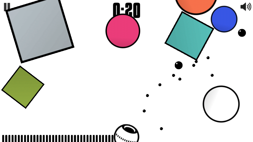 A Game With Balls Gameplay