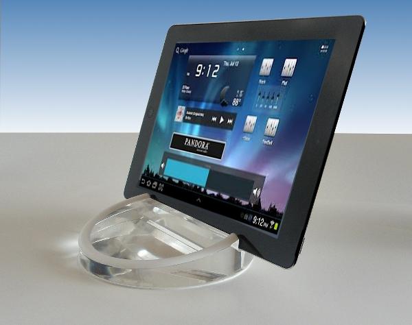 a0d1c3dc393f Tablet Weights  Parádny dock pre Android tablety s veľkou nevýhodou ...